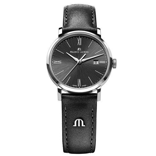 モーリスラクロア/Maurice Lacroix/腕時計/エリロス/Eliros/レディース/EL1084-SS001-310-1/スイスメイド/デイトカレンダー/ブラック