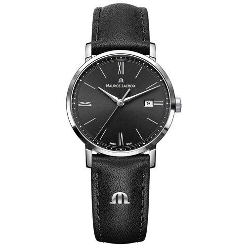 モーリスラクロア/Maurice Lacroix/腕時計/エリロス/Eliros/レディース/EL1084-SS001-313-1/スイスメイド/デイトカレンダー/ブラック