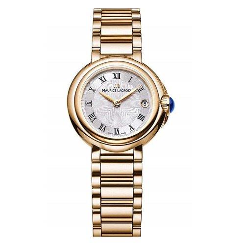 モーリスラクロア/Maurice Lacroix/腕時計/フィアバ/FIABA/レディース/FA1003-PVP06-110-1/デイト/シルバー×ゴールド