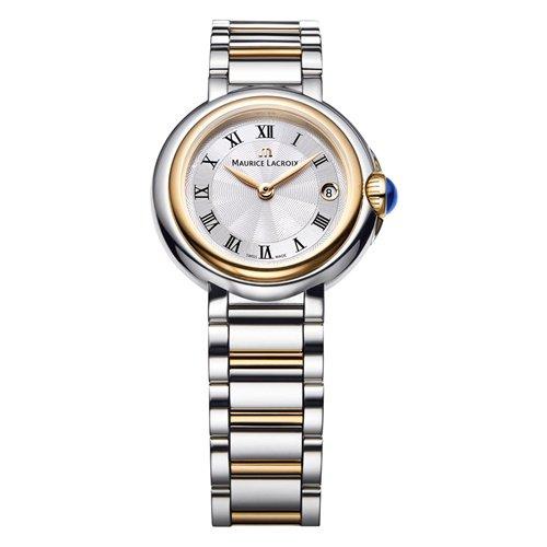 モーリスラクロア/Maurice Lacroix/腕時計/フィアバ/FIABA/レディース/FA1003-PVP13-110-1/デイト/ツートーン