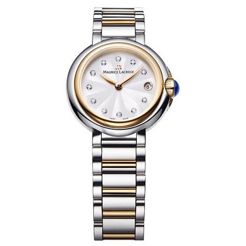 モーリスラクロア/Maurice Lacroix/腕時計/フィアバ/FIABA/レディース/FA1003-PVP13-150-1/デイト/ダイヤモンド/ツートーン