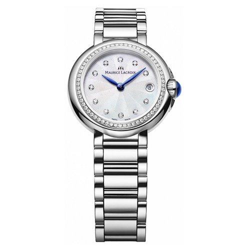 モーリスラクロア/Maurice Lacroix/腕時計/フィアバ/FIABA/レディース/FA1003-SD502-170-1/デイト/ダイヤモンド/シルバー