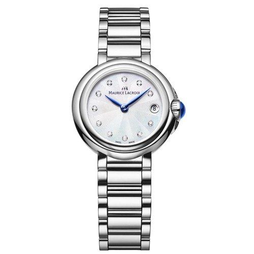 モーリスラクロア/Maurice Lacroix/腕時計/フィアバ/FIABA/レディース/FA1003-SS002-170-1/デイト/ダイヤモンド/オールシルバー
