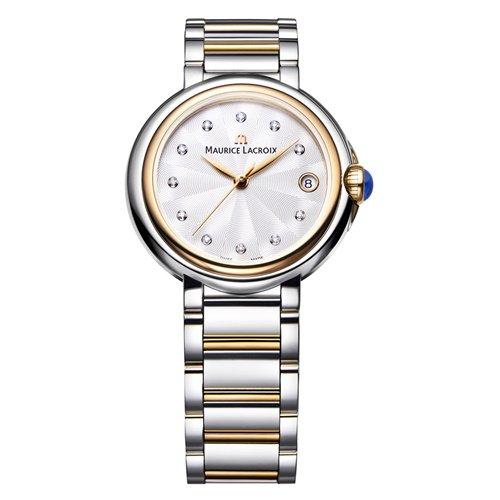 モーリスラクロア/Maurice Lacroix/腕時計/フィアバ/FIABA/レディース/FA1004-PVP13-150-1/デイト/ダイヤモンド/ツートーン