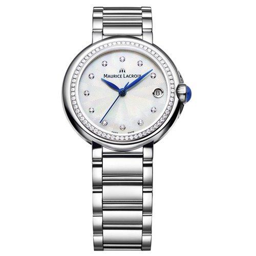 モーリスラクロア/Maurice Lacroix/腕時計/フィアバ/FIABA/レディース/FA1004-SD502-170-1/デイト/ダイヤモンド/シルバー