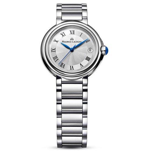 モーリスラクロア/Maurice Lacroix/腕時計/フィアバ/FIABA/レディース/FA1004-SS002-110-1/デイト/オールシルバー