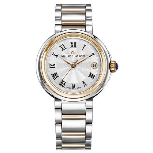 モーリスラクロア/Maurice Lacroix/腕時計/フィアバ/FIABA/レディース/FA1007-PVP13-110-1/デイト/36ミリ/ツートーン