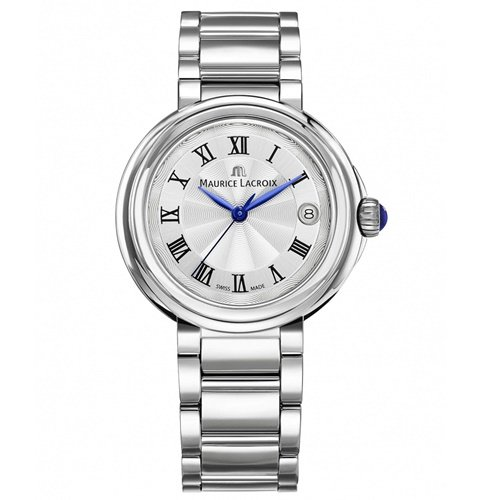 モーリスラクロア/Maurice Lacroix/腕時計/フィアバ/FIABA/レディース/FA1007-SS002-110-1/デイト/オールシルバー