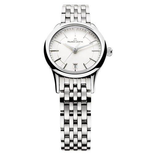 モーリスラクロア/Maurice Lacroix/腕時計/レ・クラシック/Les classiques/LC1113-SS002-130-1/レディース/スイスメイド/シルバー
