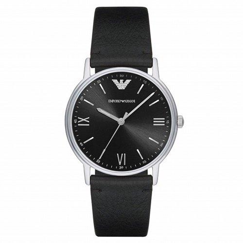 エンポリオアルマーニ/Emporio Armani/腕時計/メンズ/Kappa/カッパ/AR11013/クォーツ/ブラック×ブラック
