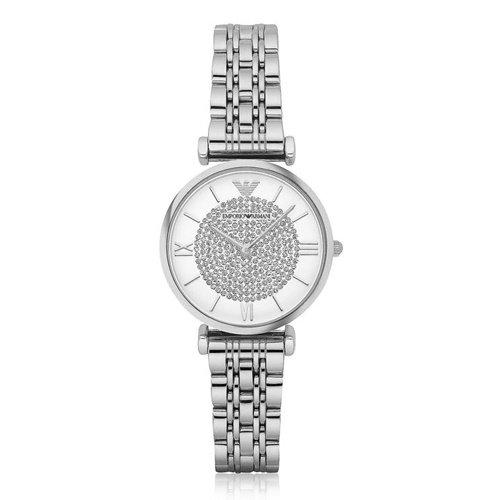 エンポリオアルマーニ/Emporio Armani/腕時計/レディース/GIANNI T-BAR/ジャンニ/AR1925/クォーツ/クリスタル