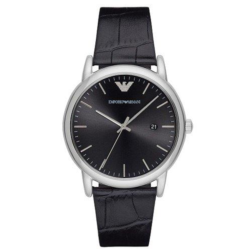 エンポリオアルマーニ/Emporio Armani/腕時計/メンズ/Luigi/ルイジ/AR2500/クォーツ/デイトカレンダー/ブラック×ブラック