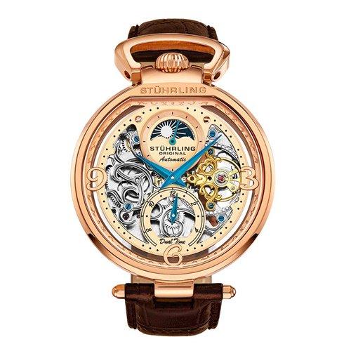 ストゥーリングオリジナル/Stuhrling Original/腕時計/Legacy/Modena 889/889.03/メンズ/オートマチック/デュアルタイム/AM/PMインジケーター