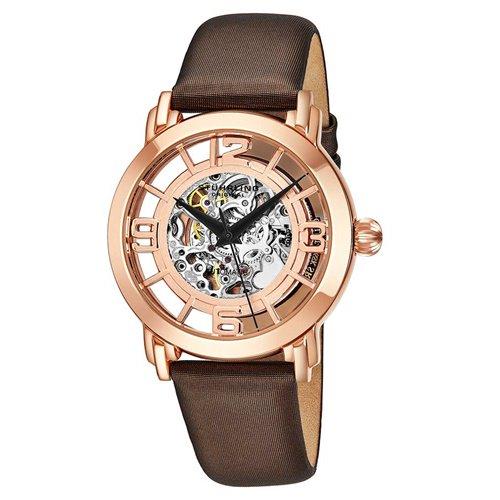 ストゥーリングオリジナル/Stuhrling Original/腕時計/Legacy/Lady Winchester 156/156.124T14/レディース/オートマチック/ローズゴールド