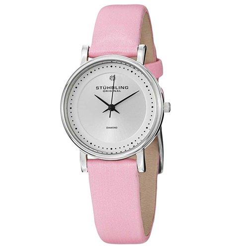 ストゥーリングオリジナル/Stuhrling Original/腕時計/Vogue/Lady Casatorra 734L/734L.01/レディース/クォーツ/ダイヤモンド/シルバー