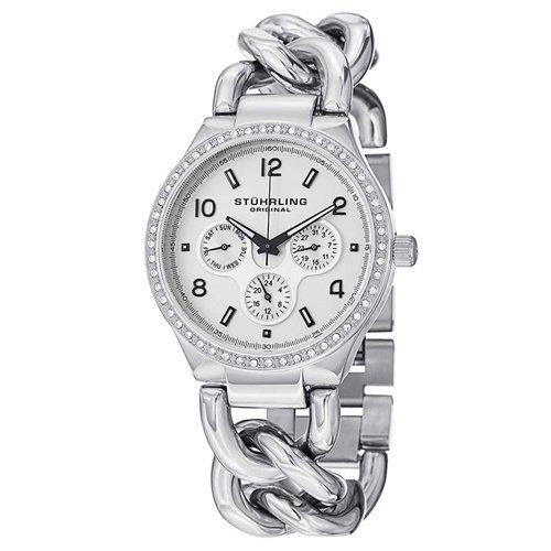 ストゥーリングオリジナル/Stuhrling Original/腕時計/Vogue/Lady Renoir Shine 813S/813S.01/レディース/クォーツ/マルチファンクション/シルバー