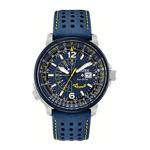 シチズン/CITIZEN/腕時計/プロマスター/エコドライブ/ブルーエンジェルス/BJ7007-02L/メンズ/電波時計/スライドルールベゼル