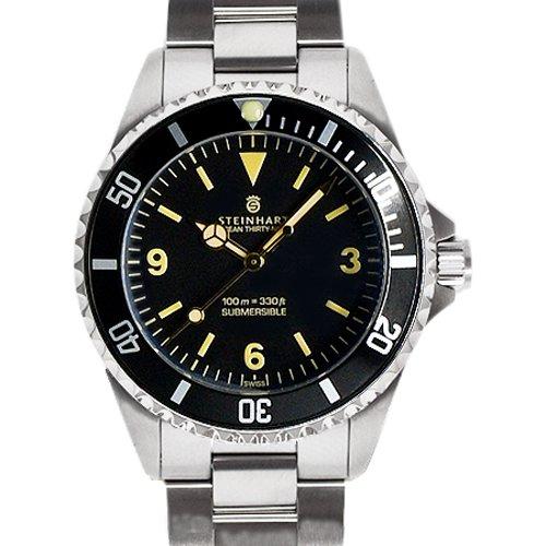 スタインハート/Steinhart/腕時計/オーシャン/OCEAN 39 EXPLORER PLEXI-LIMITED EDITION 300PCS/メンズ/スイスメイドオートマチック