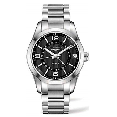 ロンジン/Longines/腕時計/Conquest Classic/コンクエスト/L27994566/オートマチック/スイスメイド/GMT/デイトカレンダー