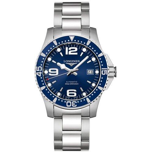 ロンジン/Longines/腕時計/HydroConquest /ハイドロコンクエスト/L37424966/メンズ/オートマチック/スイスメイド/デイトカレンダー/ブルー