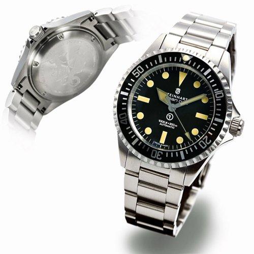 スタインハート/Steinhart/腕時計/オーシャン/OCEAN VINTAGE MILITARY 39-numbered limited/ダイバーズウォッチ/メンズ/スイスメイド
