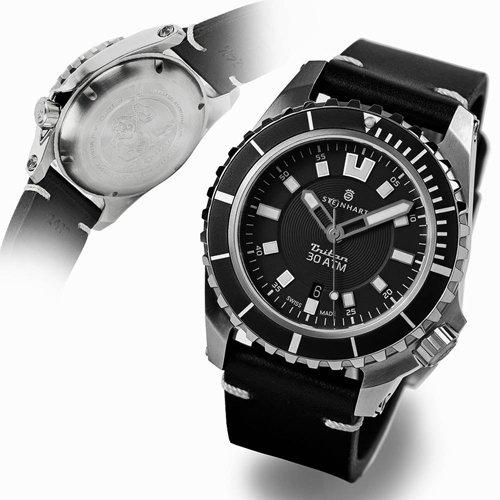 スタインハート/Steinhart/腕時計/トリトン/TRITON 300 BLACK/ダイバーズウォッチ/メンズ/スイスメイド