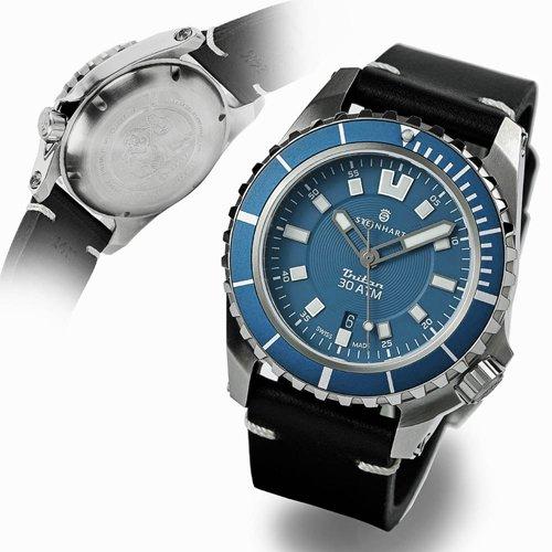 スタインハート/Steinhart/腕時計/トリトン/TRITON 300 BLUE/ダイバーズウォッチ/メンズ/スイスメイド