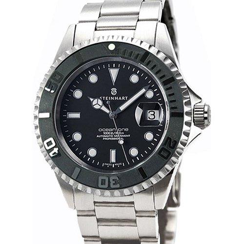 スタインハート/Steinhart/腕時計/オーシャン/Ocean 1 Black Ceramic-G/ダイバーズウォッチ/メンズ/スイスメイド