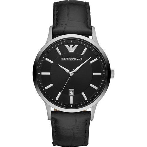 エンポリオアルマーニ/Emporio Armani/腕時計/メンズ/レナト/AR11186/ブラック×ブラック