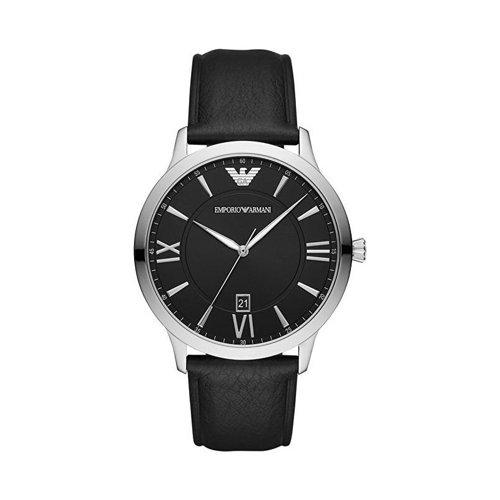 エンポリオアルマーニ/Emporio Armani/腕時計/メンズ/Giovanni/ジョバンニ/AR11210/クォーツ/ブラック×ブラック