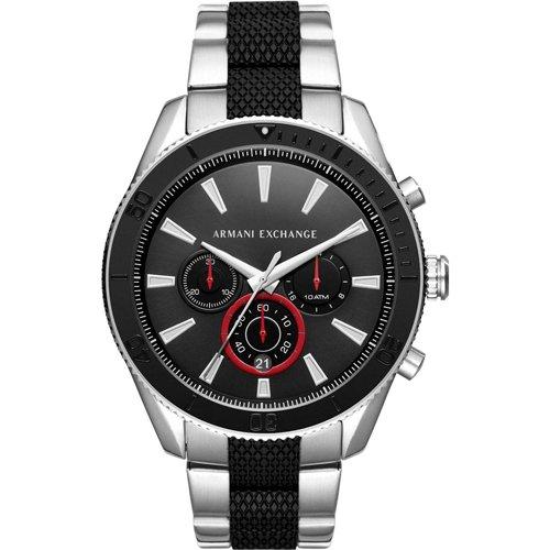アルマーニエクスチェンジ/Armani Exchange/時計/メンズ/ENZO/エンツォ/AX1813/クロノグラフ/ブラック×ツートーン