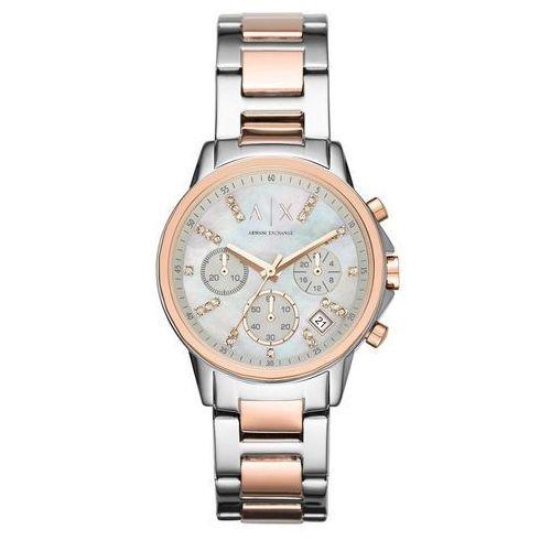 アルマーニエクスチェンジ/Armani Exchange/腕時計/レディース/Lady Banks/レディーバンク/AX4331/マザーオブパール×ツートーン