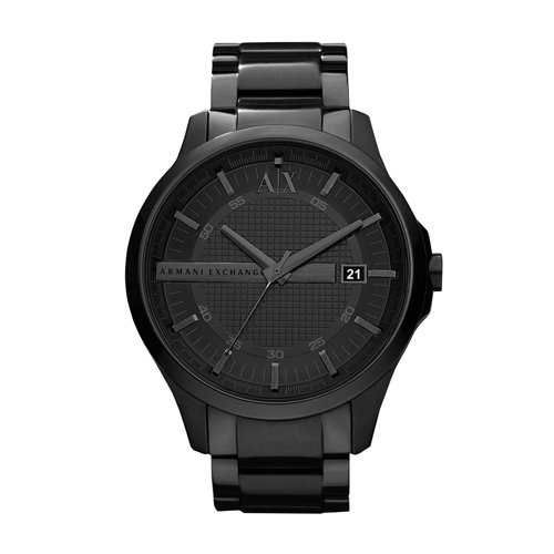 アルマーニエクスチェンジ/Armani Exchange/時計/メンズ/Hampton/ハンプトン/AX2104/ブラック×ブラック