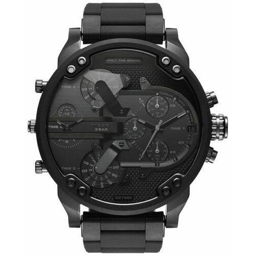 ディーゼル/時計/Diesel/メンズ腕時計/DZ7396/Mr.Daddy/ブラック/ブラック/ステンレスベルト