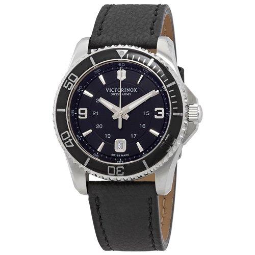 ビクトリノックス/VICTORINOX/腕時計/Maverick/241862/100m防水/ブラック×ブラック