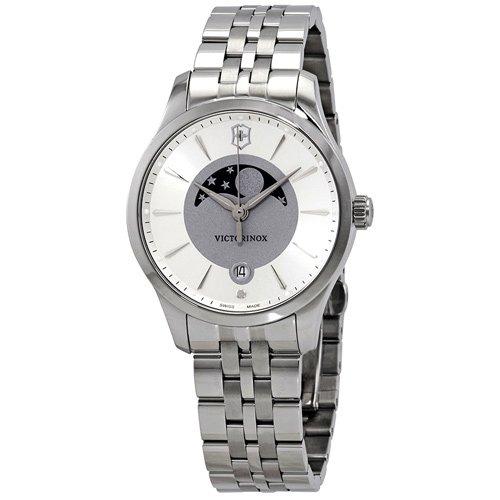 ビクトリノックス/VICTORINOX/腕時計/レディース/Alliance/241833/100m防水/ホワイト×シルバー