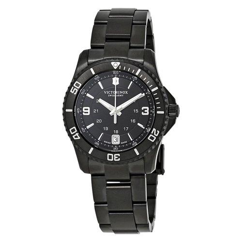 ビクトリノックス/VICTORINOX/腕時計/Maverick/241799/100m防水/ブラック×ブラック
