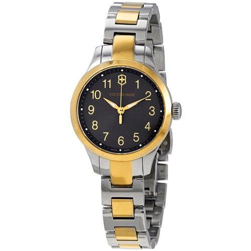 ビクトリノックス/VICTORINOX/腕時計/レディース/Alliance/241841/100m防水/グレー×ツートーン