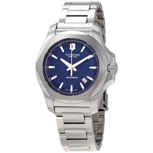 ビクトリノックス/VICTORINOX/腕時計/INOX/241835/200m防水/ブルー×シルバー