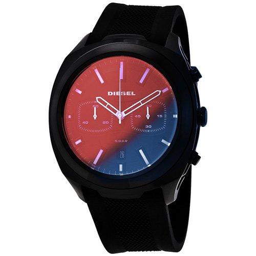 ディーゼル/時計/Diesel/メンズ腕時計/DZ4493/タンブラー/Tumbler/偏光ガラス/シリコンベルト