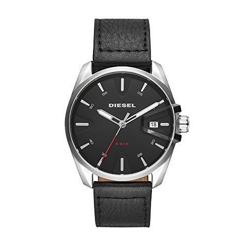 ディーゼル/時計/Diesel/メンズ腕時計/DZ1862/MS9/ブラック/ブラック/レザーベルト