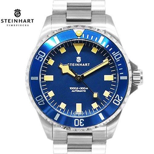 スタインハート/Steinhart/腕時計/オーシャン/Ocean 39 Marine Blue/ダイバーズウォッチ/メンズ/スイスメイド