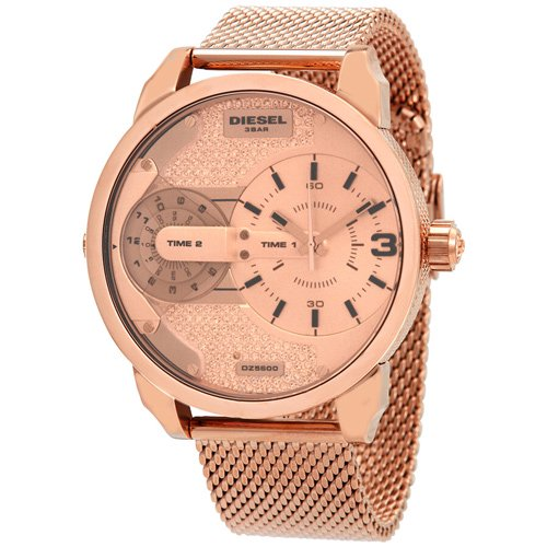 ディーゼル/腕時計/Mini Daddy/ミニダディー/DZ5600/ローズゴールド