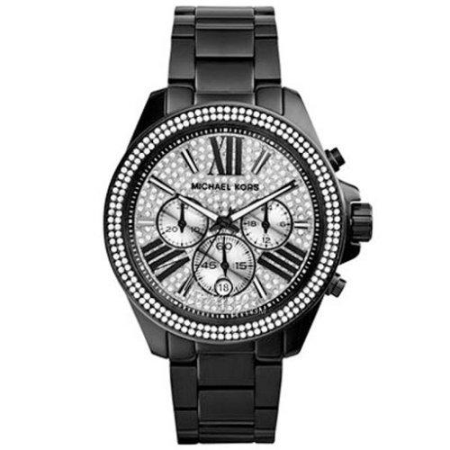 マイケルコース/腕時計/レディース/Wren|レン/MK6059/ブラック&クリスタル