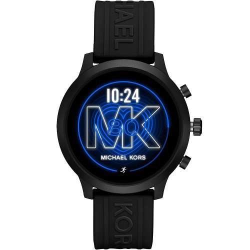 <img class='new_mark_img1' src='https://img.shop-pro.jp/img/new/icons13.gif' style='border:none;display:inline;margin:0px;padding:0px;width:auto;' />マイケルコース/腕時計/メンズ/MKGO|スマートウォッチ/MKT5072/アルミケース×ブラックシリコン