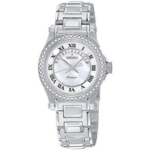 Seiko(セイコー) プルミエ 海外モデル SXD773 レディース腕時計
