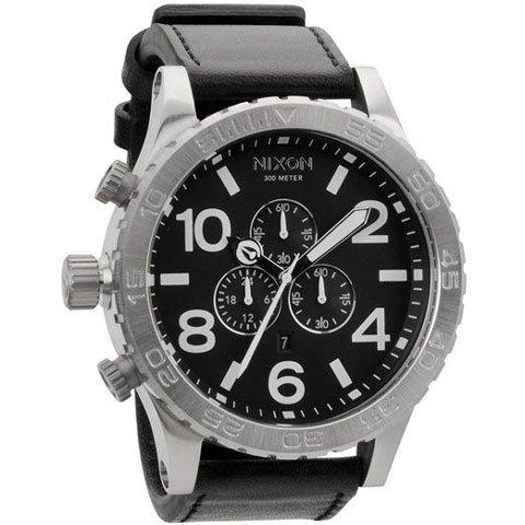 ニクソン 腕時計 51-30  A124-000 ブラック×ブラック