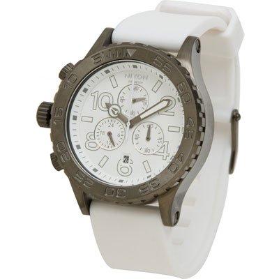 ニクソン 腕時計 42-20 A038486 ホワイト×ホワイト