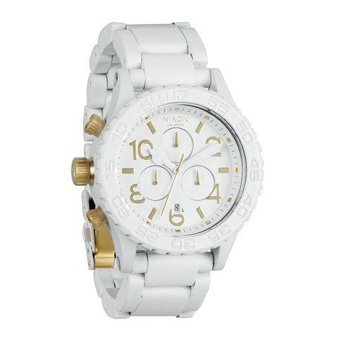 ニクソン 腕時計 42-20 A0371-035 ホワイト×ホワイト