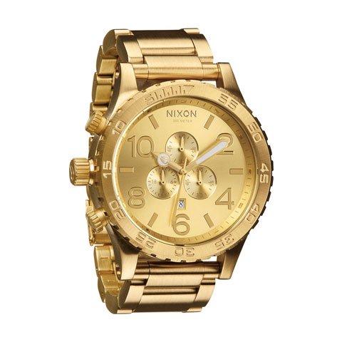 ニクソン 腕時計 51-30 A083502 オールゴールド